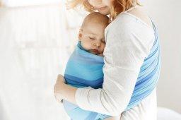 Sling: até que idade usar com meu filho?