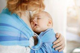 5 benefícios do sling para o bebê e os pais